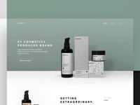 MURMUR - Products | Website UI
