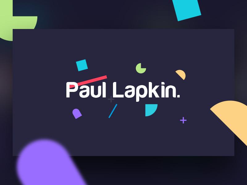 Artist Personal Website