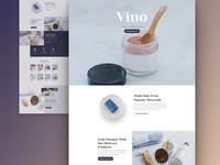 Divi Cosmetics Shop Layout Pack - Sneak Peak