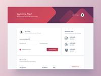 Profile UI | Concept