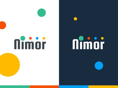 Nimor - logo redesign