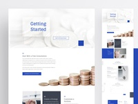 Investment Firm - Getting Started | Divi Layout