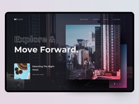 Travel Web Design | Explore
