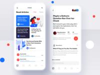 Articles Mobile App