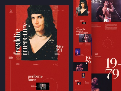 Freddie Mercury - Site exploration