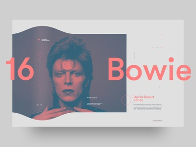 Gone But Not Forgotten music art music web design typography minimal clean