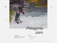 Portfolio - Project page header setup