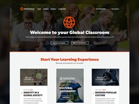 Course Exchange Homepage