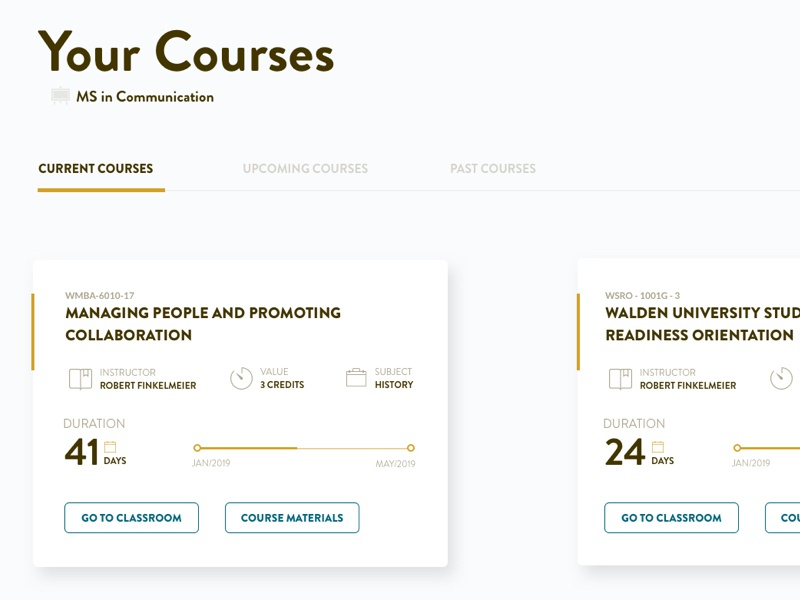 Course Cards elearning cards education courses