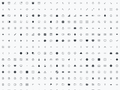 Bootstrap Icons iconset open source svg bootstrap icons