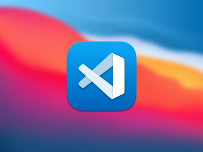 VS Code replacement icon visual studio code icon macos vs code