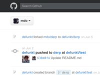 Updated GitHub Enterprise header