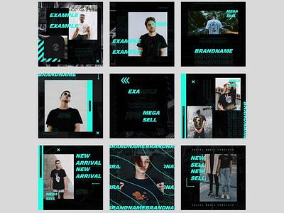 Gesign Feeds Instagram graphic design app web minimal illustration design ui typography ux branding