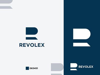 R Letter Logo logo design branding logo mark logo designer m monogram m logo logodesign logotype modern icon mark identity vector logo design colorful creative logo branding