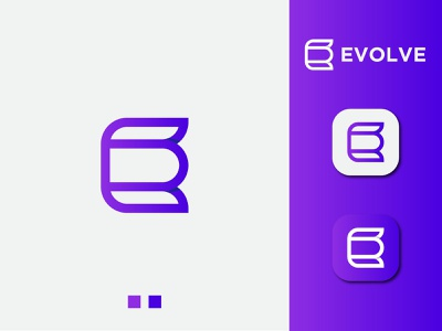 E Letter Logo(unused) e letter logo typography logotype 3d symbol icon mark vector geometric colorful creative lettermark lettering typeface logo design logo branding identity app icon design ui ux alphabet monogram