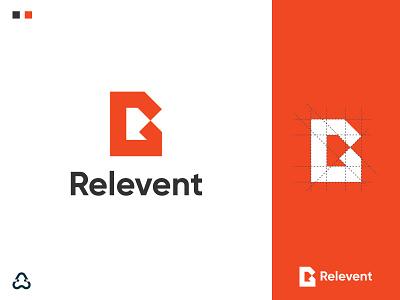 R Letter Logo Design design simple logo modern logo graphic design ui ux alphabet monogram ecommerce logo startup company lettering typeface r letter logo mark symbol app icon design illustration colorful vector identity logo design creative branding