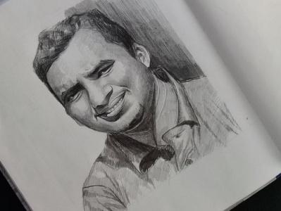 PENCIL SKETCH sketch artwork portrait art sketchbook pencil art pencil drawing pencil sketch