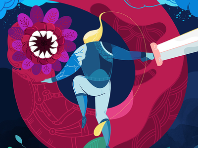 Hero illustration jayekang designate artwork hero