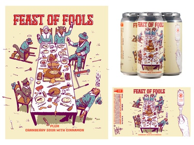 Feast Of Fools can label