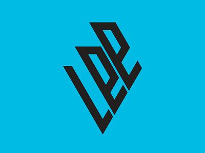 Personal logo design personal logo blue vector illustrator logo design logo branding illustration