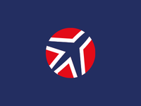 RoenTravel Logo Design