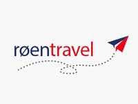 RoenTravel Logo Design 2