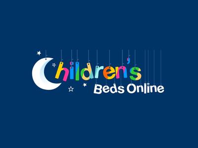 Children's Beds Online branding logo design logo