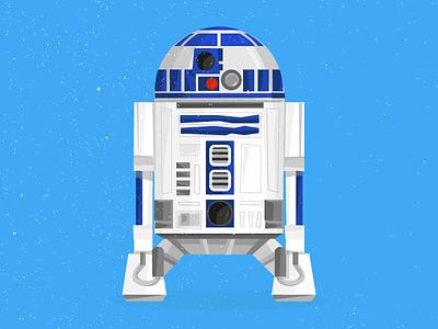 R2-D2 r2d2 starwars