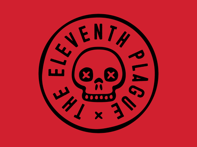 The Eleventh Plague - Transfer Sticker