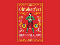 Indy Eleven Oktoberfest Poster - Full