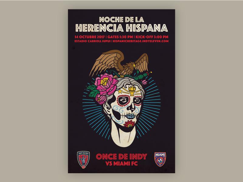 Hispanicheritagenight dribbble full