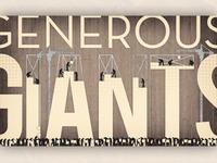 Generous Giants - where we landed