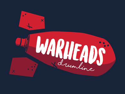 Warheads Drumline bomb