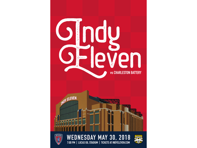 Indy eleven gameday poster   5 30 18 4x