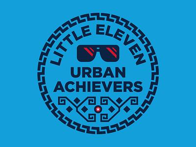 Little Eleven Urban Achievers the dude glasses