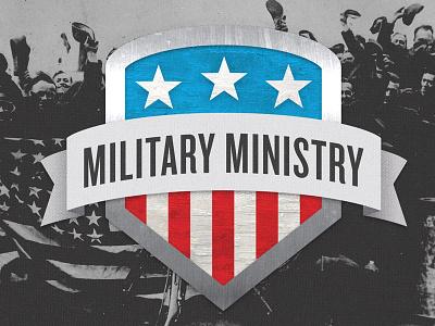 Military Ministry military ministry flag stars stripes