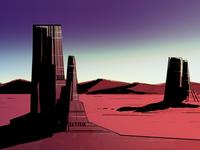 Desert Concept Sketch