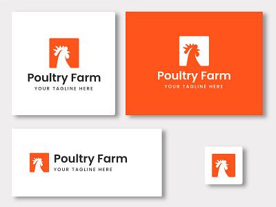 Poultry farm logo design concept best logos best logo design poultry agro logo poultry industry logo business poultry farm logo pouty logo graphic design modern logo icon illustration typography minimal creative branding brand identity logotype logo