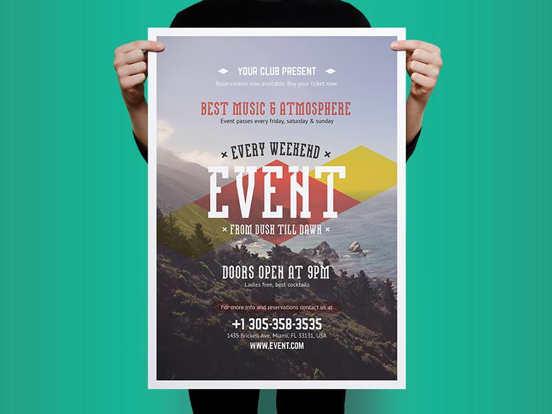 Best Festival Poster Design