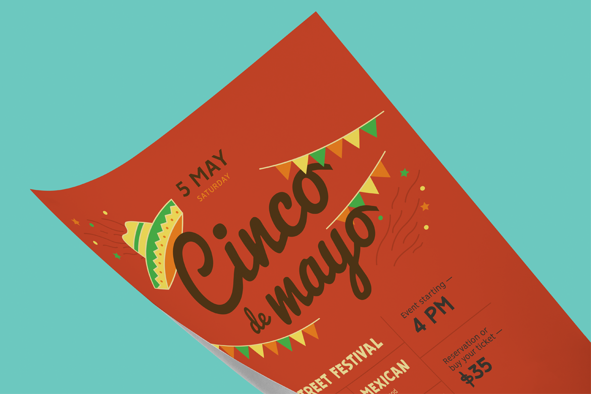 Cinco de mayo poster preview  ee  1170x780px 04