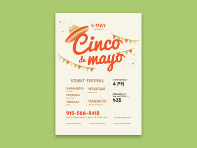 everydaytemplate projects event poster bundle dribbble