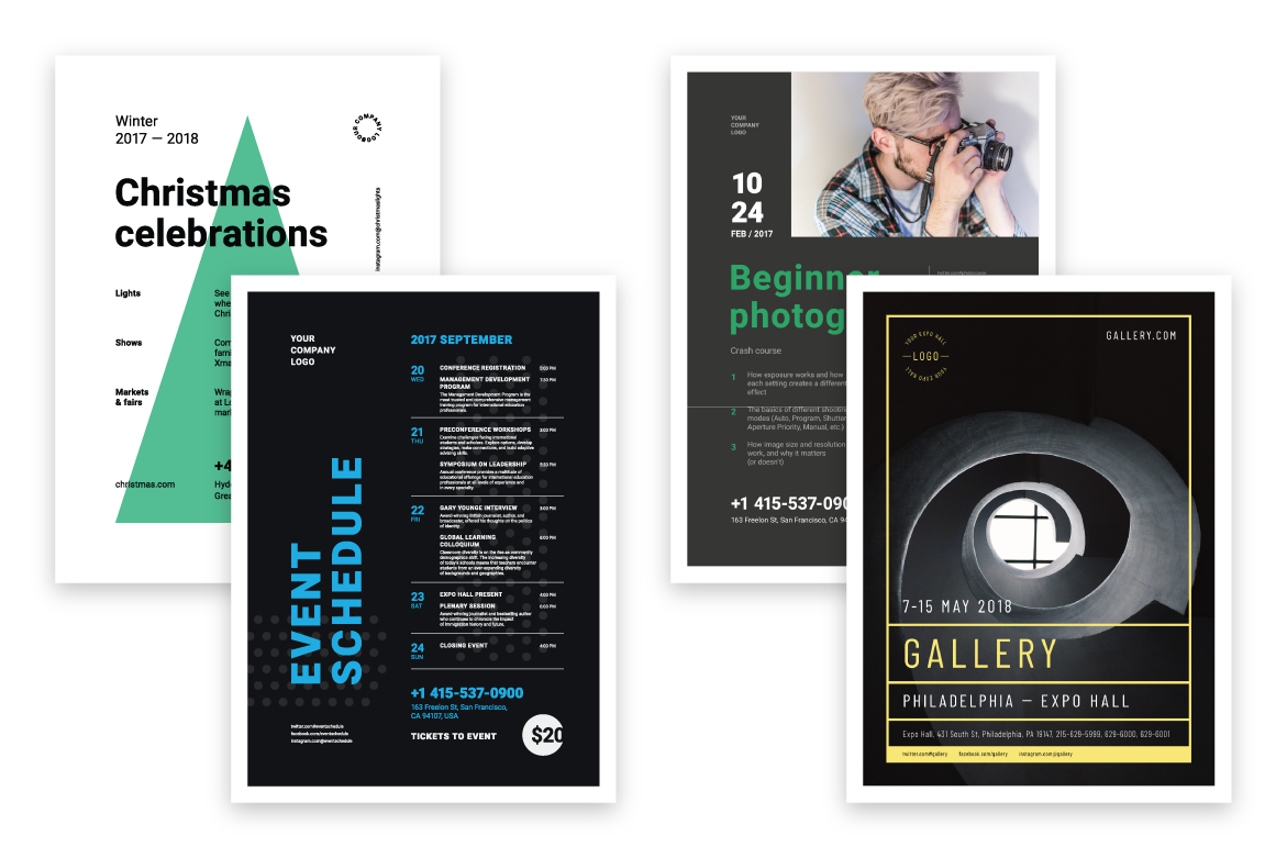 Poster bundle preview  ee  1170x780px 02