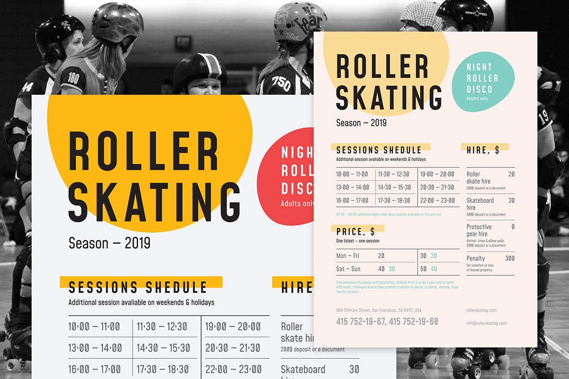 Roller schedule poster preview  ee  1170x780px 02
