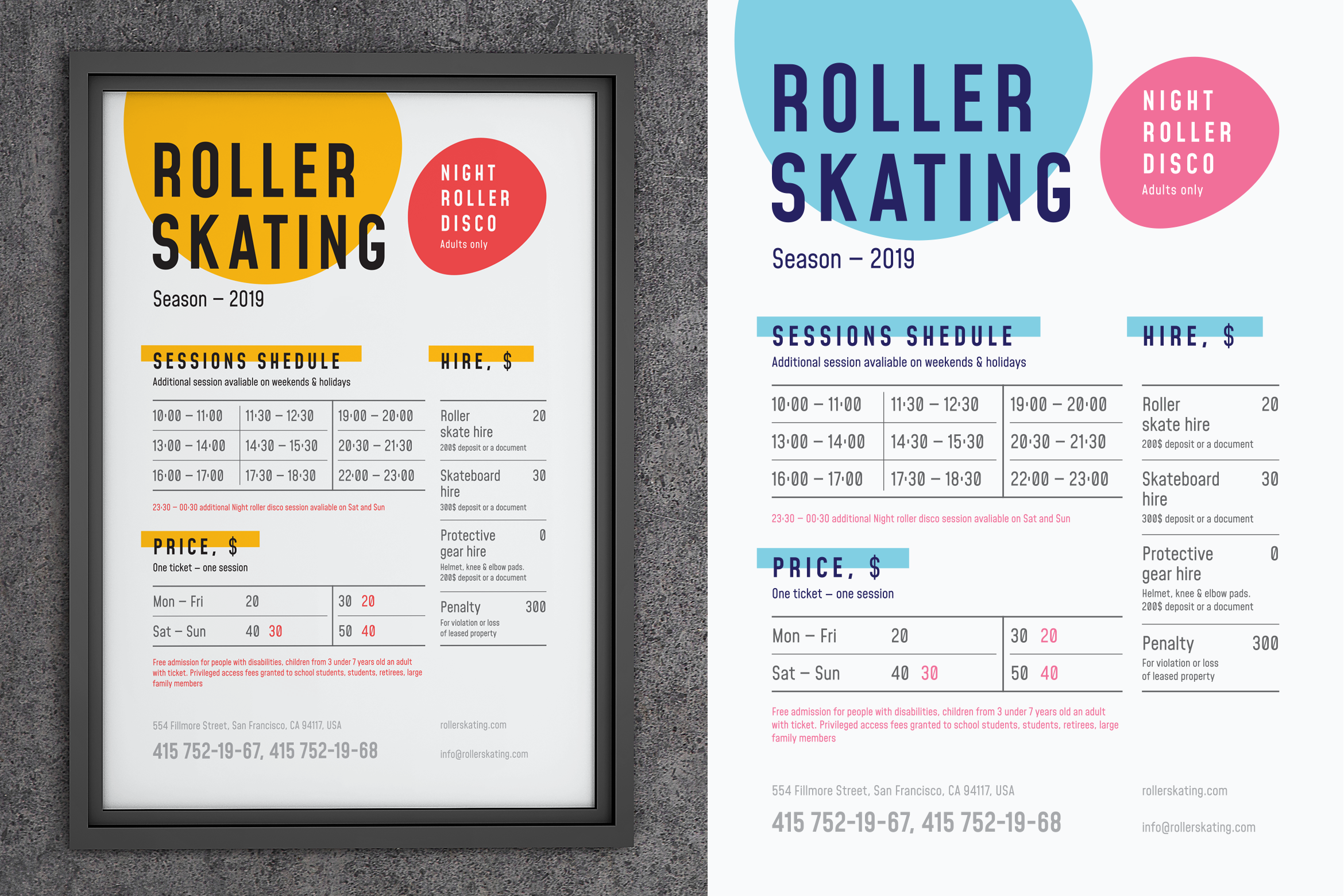 Roller schedule poster preview  ee  2340x1560px 01