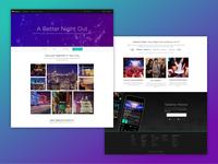 Tablelist marketing site