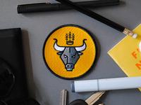 Spirit Friends - Bull patch