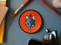 Spirit Friends - Fox Patch