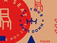 Sit Your Buns Down