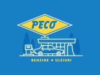 Peco Illustration #2