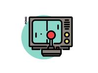 Vintage Gaming Pong